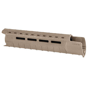 Magpul MOE SL AR-15 Mid-Length Hand Guard With A2 Front Sight Cut Polymer Black MAG551-FDE