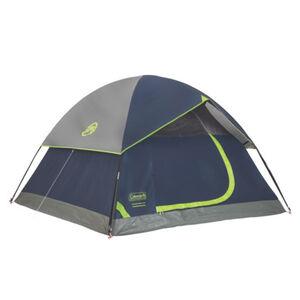 Coleman 4 Person Sundome Tent Navy