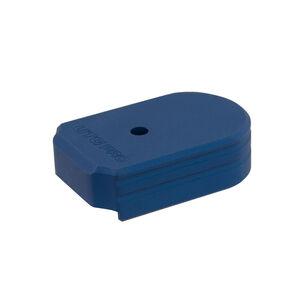 UTG PRO +0 Base Pad, SIG P320 9/40, Matte Blue Aluminum