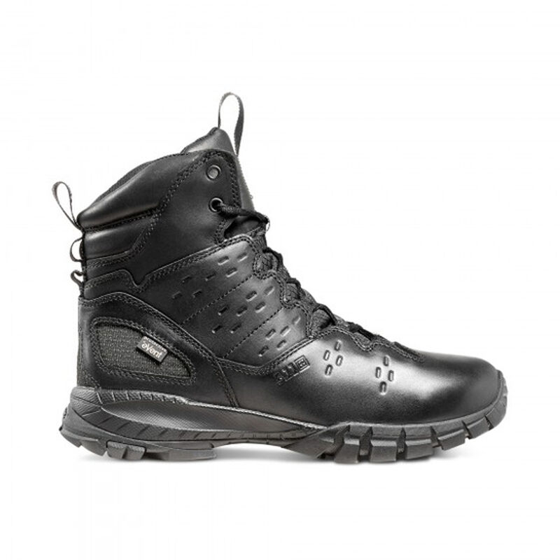 "5.11 Tactical XPRT 3.0 Waterproof 6"" Boots Size 10 Regular Black"