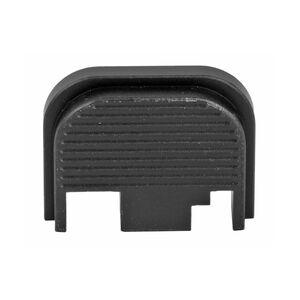 Bastion Gear Custom Slide Plate with Ridges for GLOCK Models 17-41 Gen 1-4 Black