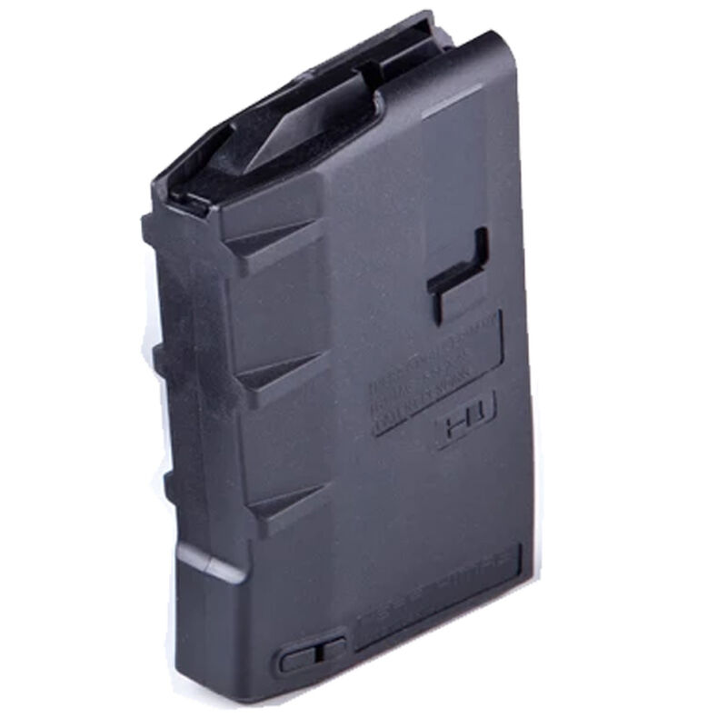 HERA USA H1 AR-15 Magazine 5.56 NATO 10 Rounds Polymer Construction Black Finish