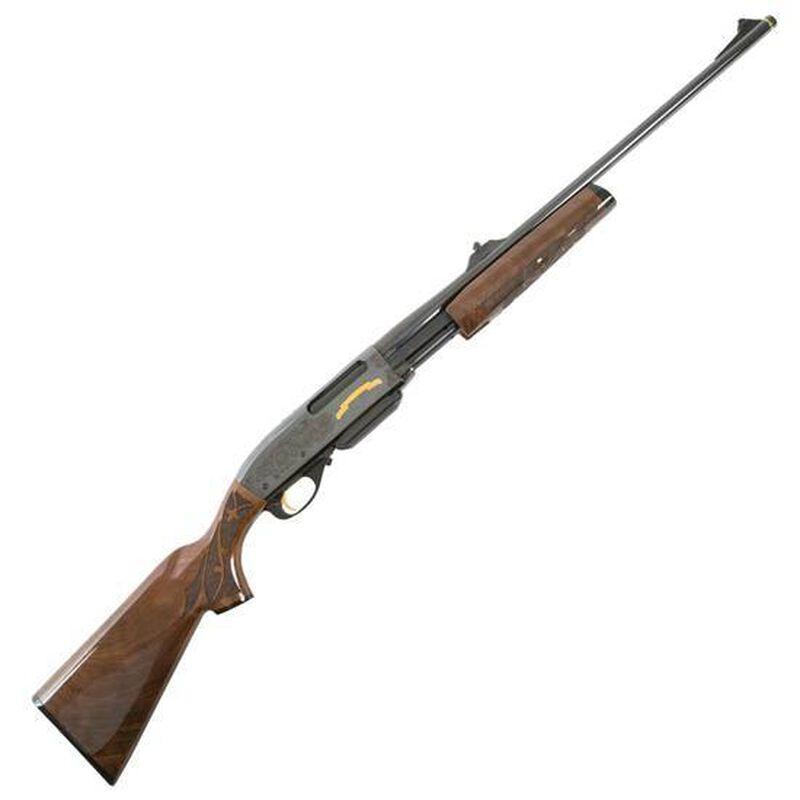"Remington 200th Anniversary Model 7600 Pump Action Rifle 30-06 Spfld 22"" Barrel 4 Rounds Walnut Stock Blued"