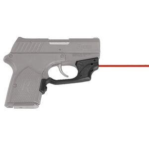 Crimson Trace LG-479 Red LaserGuard For Remington RM380 Models Front Activation Polymer Housing Matte Black