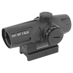 Bushnell AR Optics Enrage Red Dot 35mm Tube 2 MOA Dot 8 Brightness Settings High Rise Mount Matte Black
