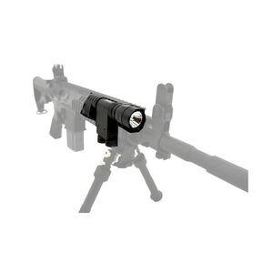 Colt Microtac M-Scepter 170 Lumen LED Bulb 2 AAA Batteries Tail Cap Aluminum Black