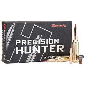 Hornady 7mm STW Ammunition 20 Rounds ELD-X 162 Grains