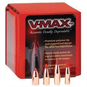 "Hornady .30 Caliber .308"" Rifle Bullets 100 Count V-Max FB 110 Grains 23010"