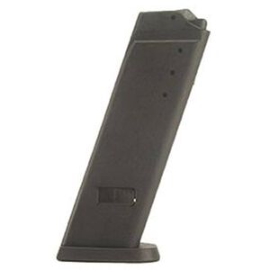 HK USP Full Size Magazine 9mm Luger 10 Rounds Black 214855S