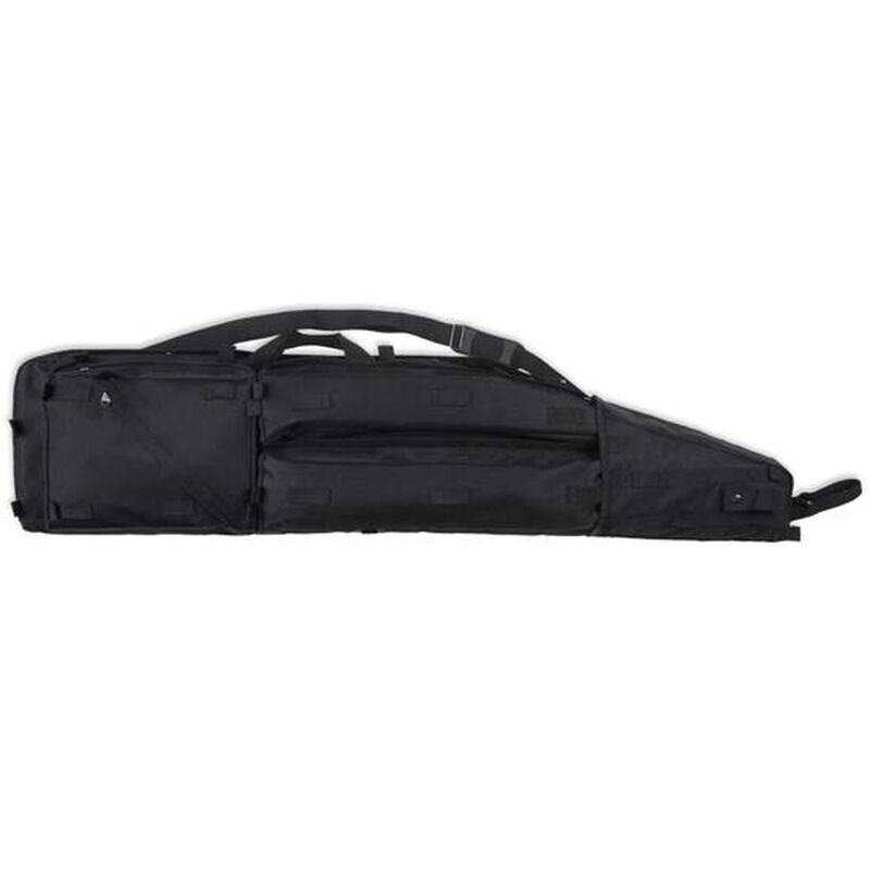 "Bulldog Cases Extreme Tactical Drag Bag 49""x10.5"" Nylon Black BD400"