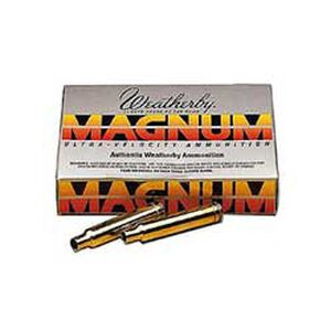 Weatherby .240 Weatherby Magnum Unprimed Brass Cases 20 Per Box BRASS240