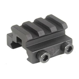 "YHM AR-15 Mini Riser 1-1/4"" Long 1/2"" Tall Three Slots"
