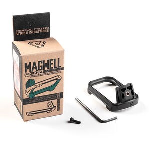 Strike Industries Gen4 Magwell For Glock 17/22/31/24/35 Polymer Black
