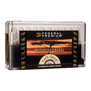 Federal Cape-Shok .416 Rigby 400 Grain A-Frame 20 Rnd Box