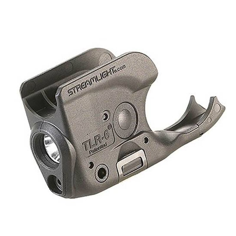Streamlight TLR-6 Rail Mount LED Light and Red Laser for Springfield Armory XD, XDM