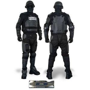 Damascus Protective Gear Flexforce Modular Crowd Control System