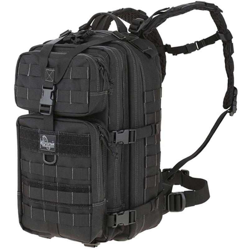 Maxpedition Falcon III Backpack 2160 Cubic Volume 1050 Denier Nylon Teflon Coated YKK Zippers MOLLE Compatible Black