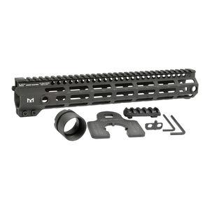 "Midwest Industries G4M M-Series Free Float Handguard M-LOK AR Rifle 12.625"""
