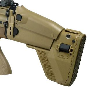 Vltor Weapon Systems SCAR Replacement Stock for SCAR 16/17 Tan VSS11T