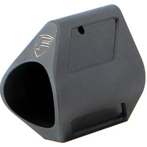 Fortis Manufacturing AR-15 Low Profile Gas Block Fits .750 Barrel 4140 Steel Black Finish F-LPGB
