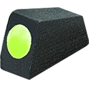Mako Group Meprolight Tru-Dot Night Sight S&W Revolver K/L/N Frame Front Sight Green Tritium Enhanced Black