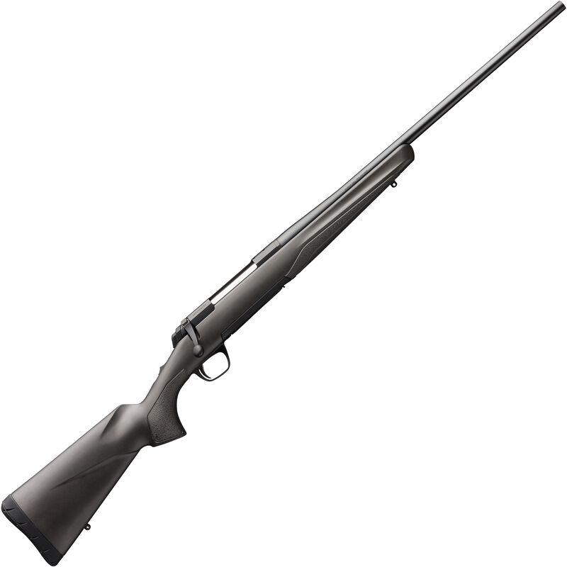 """Browning X-Bolt Composite Stalker 7mm-08 Rem Bolt Action Rifle 22"""" Barrel 4 Rounds Dark Gray/Black Composite Stock Matte Blued Finish"""