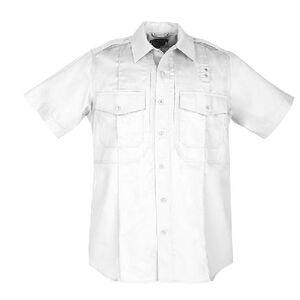 5.11 Tactical Men's Short Sleeve PDU Class A Twill Shirt Medium Regular Midnight Navy 71183