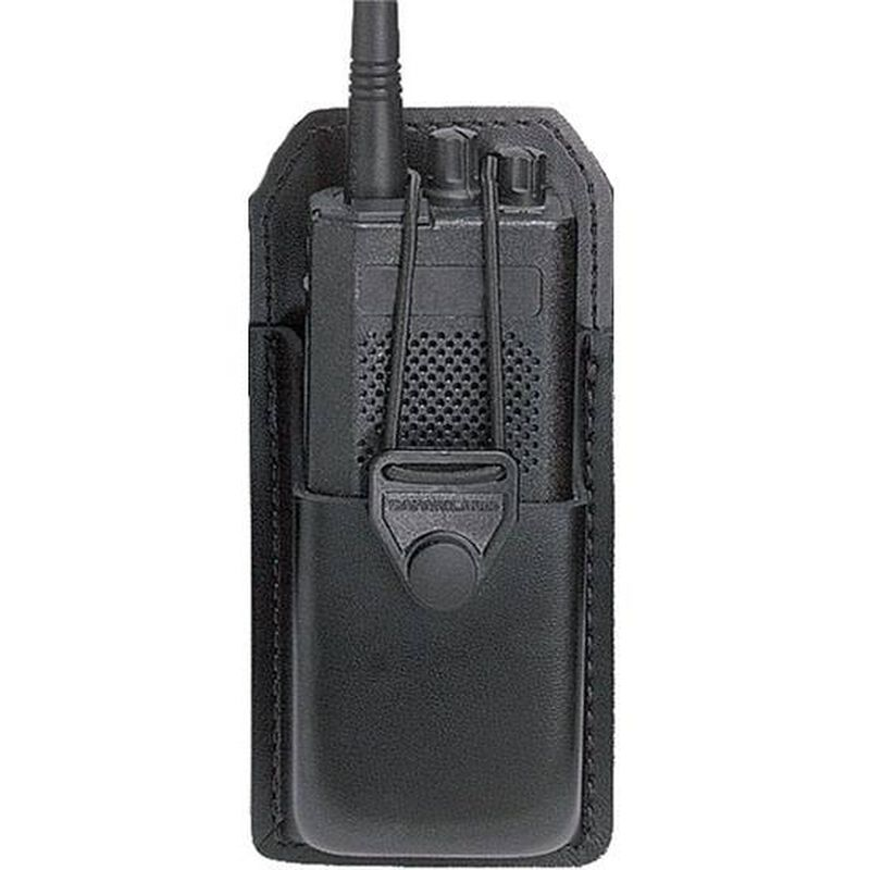 Safariland Model 762 Radio Carrier STX Tactical Finish Black 762-5-13