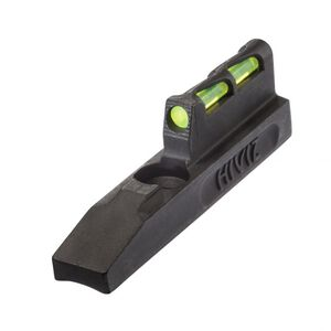 HiViz Ruger 22/45 Lite Fiber Optic Replacement Front Sight Includes Red/Green Interchangeable LitePipes RG2245L