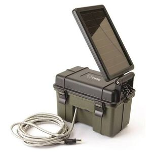 Stealth Cam Trail Camera 12v Solar Auxiliary Power Pack