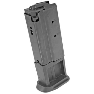 Ruger Ruger-57 Magazine 5.7x28 10 Rounds Polymer Base Plate Steel Matte Black