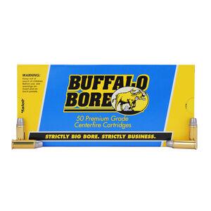 Buffalo Bore .44 S&W SPL 255 Grain HC-SWC 20 Round Box