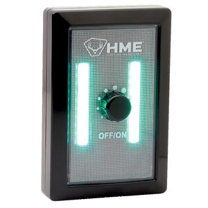 HME COB Green Light Switch with Dimmer