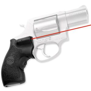 Crimson Trace Lasergrip Taurus Small Frame Revolvers Rubber Black LG-185
