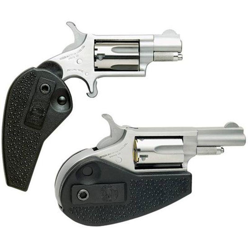 North American Arms Folding Holster Grip Polymer Black GHGLC