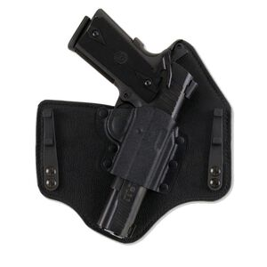 Galco King Tuk Ruger SR9C Inside Waistband Holster Right Hand Kydex/Leather Black