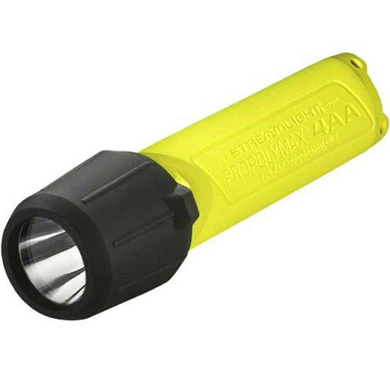Streamlight ProPolymax Flashlight C4 LED 300 Lumens 4AA Yellow 68820