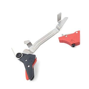 Timney Triggers Alpha Glock 5 Trigger Glock Gen 5 3 lb Pull Weight Straight Trigger