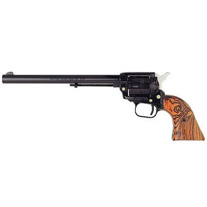 """Heritage Manufacturing Rough Rider Revolver .22 Caliber 9"""" Barrel 6 Rounds Cocobolo Grips Blue Finish RR22MB9"""