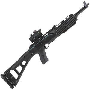 "Hi-Point 4595 Semi Auto Rifle .45 ACP 17.5"" Barrel 9 Rounds Red Dot Sight Weaver Rails Polymer Stock Black 4595TSRD"