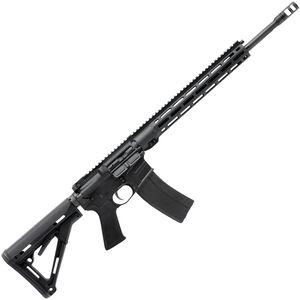 "Savage Arms MSR 15 Recon LRP 6.8mm SPC AR-15 Semi Auto Rifle 25 Rounds 18"" Barrel Free Float M-LOK Handguard Magpul CTR Stock Black Finish"