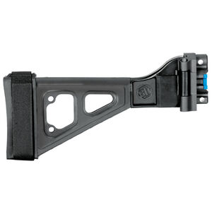 SB Tactical Complete Side Folding Brace Black SBT5KA