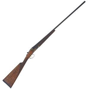 "TriStar Bristol 20 Gauge SxS Break Action Shotgun 28"" Barrel 3"" Chamber 2 Rounds Bead Sight Walnut Stock Case Color Finish"