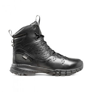 "5.11 Tactical XPRT 3.0 Waterproof 6"" Boots Size 9.5 Wide Black"