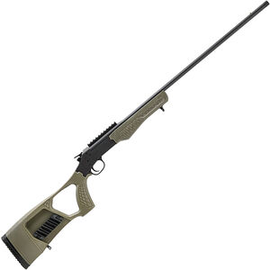 "Rossi Tuffy Turkey .410 Bore Single Shot Shotgun 26"" Barrel OD Green Synthetic Stock Black Finish"