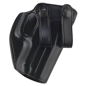 "Galco Summer Comfort IWB Holster 1911 3"" Right Hand Leather Black SUM424B"