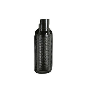 Bianchi Model 7908 AccuMold Elite  Open Top OC/Mace Holder Fits MK-3 Plain Black