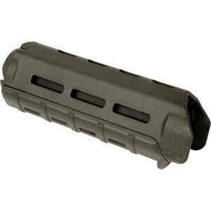 Magpul AR-15 MOE M-LOK Handguard Carbine Length Polymer OD Green MAG424-ODG