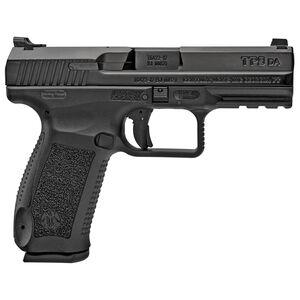 """Canik TP9DA 9mm Luger 4.07"""" Barrel 18 Rounds Single/Double Action Trigger Polymer Frame Black"""