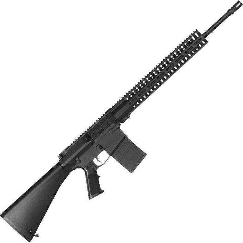 "CMMG Endeavor 100 MK3 6.5 Creedmoor AR Style Semi Auto Rifle 20"" Heavy Barrel 20 Rounds RML15 M-LOK Handguard A1 Fixed Stock Black"